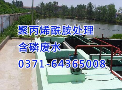 聚丙烯酰胺处理含磷废水需多工艺配合