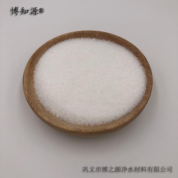 CPAM阳离子聚丙烯酰胺特性