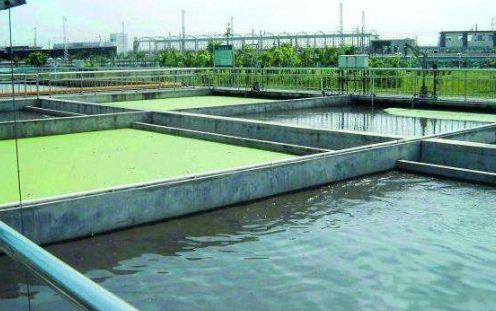 印染污水用聚丙烯酰胺混凝处理