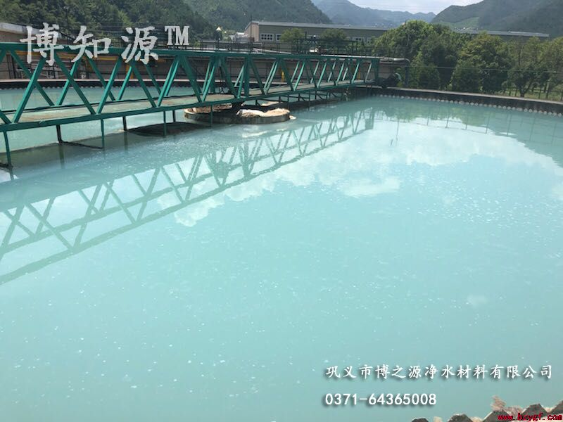 碳化硅污水处理用聚丙烯酰胺